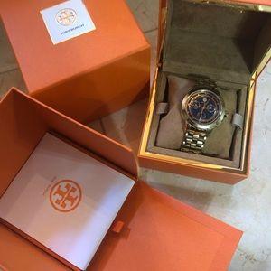 Tory Burch Gold Watch